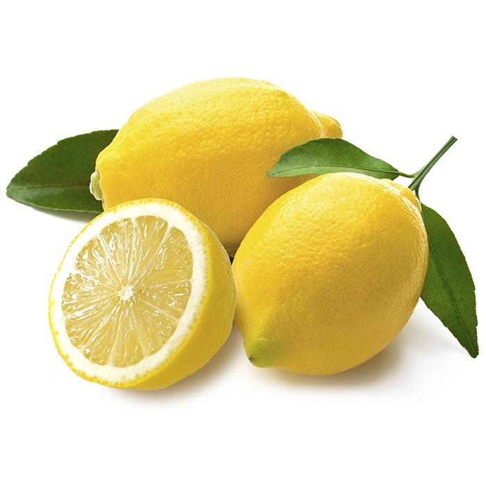 Limón de la variedad Verna. Consifderado un super alimento por sus beneficios antioxidantes.