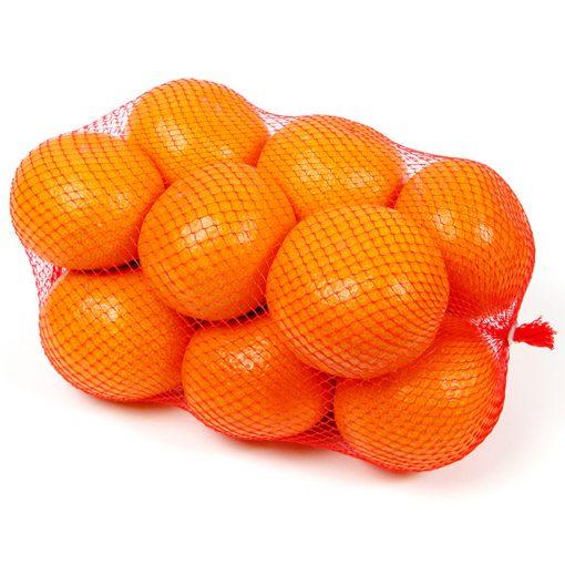 Naranjas de tamaño con mucho zumo.